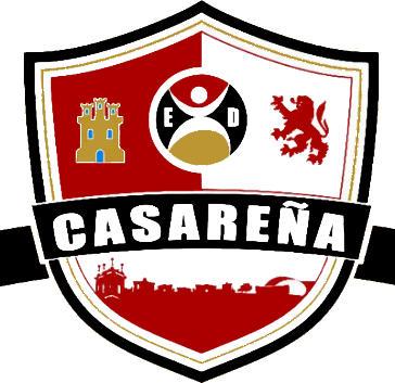 Logo of E.D. CASAREÑA (EXTREMADURA)