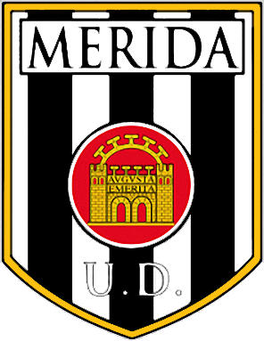 Logo MERIDA U.D.  (EXTREMADURA)