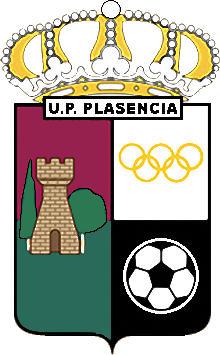 Logo of U.P. PLASENCIA (EXTREMADURA)