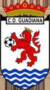 Logo of C.D. GUADIANA..