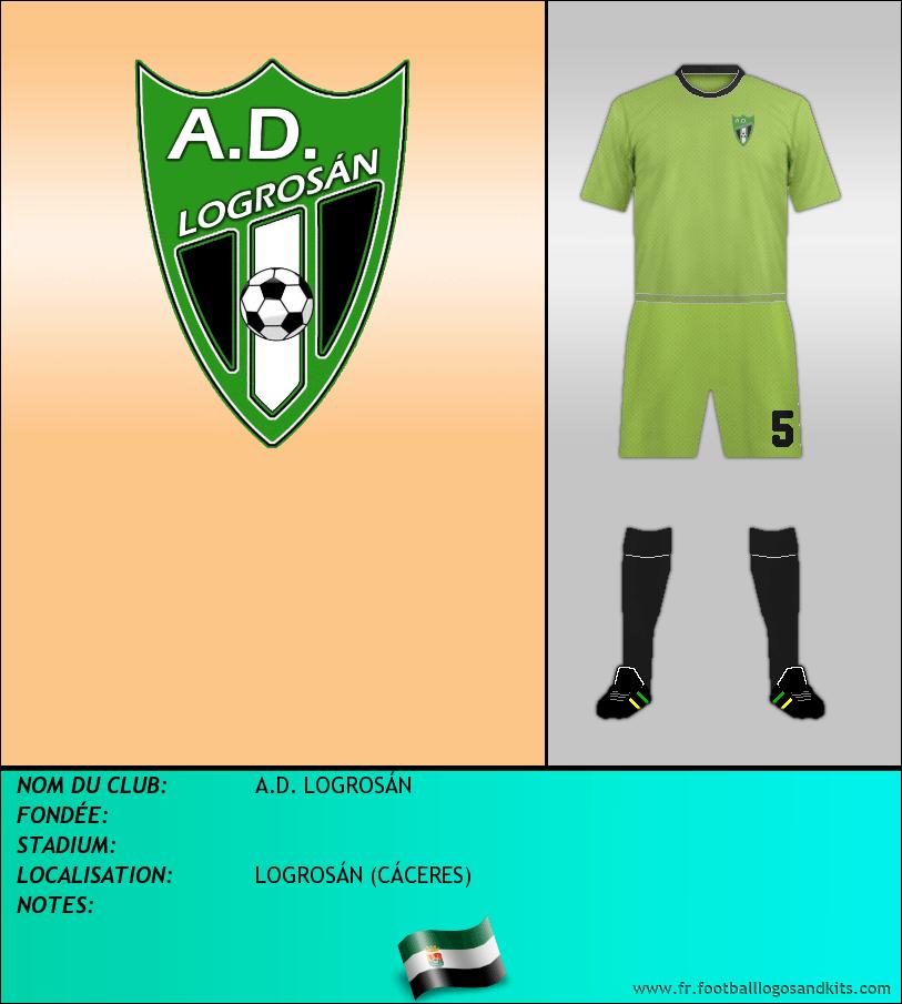 Logo de A.D. LOGROSÁN