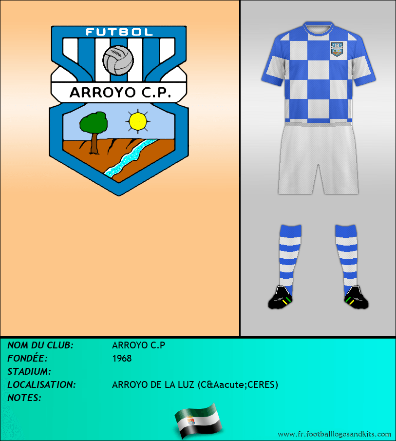 Logo de ARROYO C.P