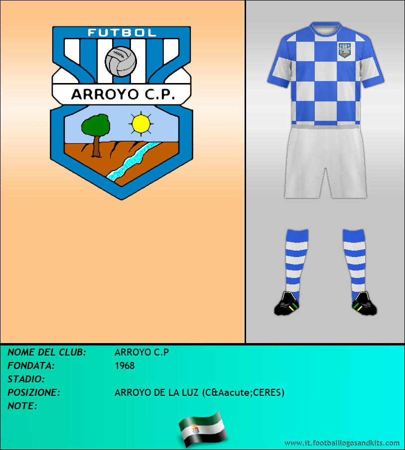 Logo di ARROYO C.P