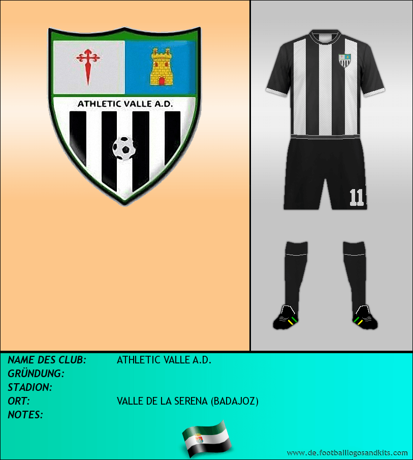 Logo ATHLETIC VALLE A.D.