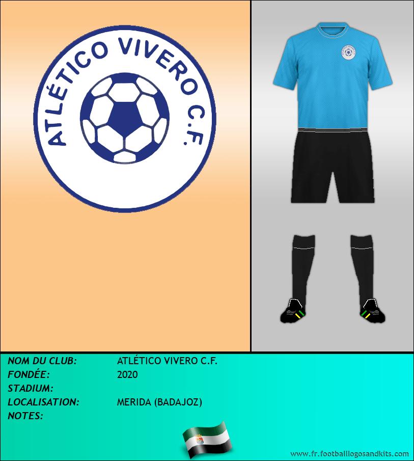 Logo de ATLÉTICO VIVERO C.F.