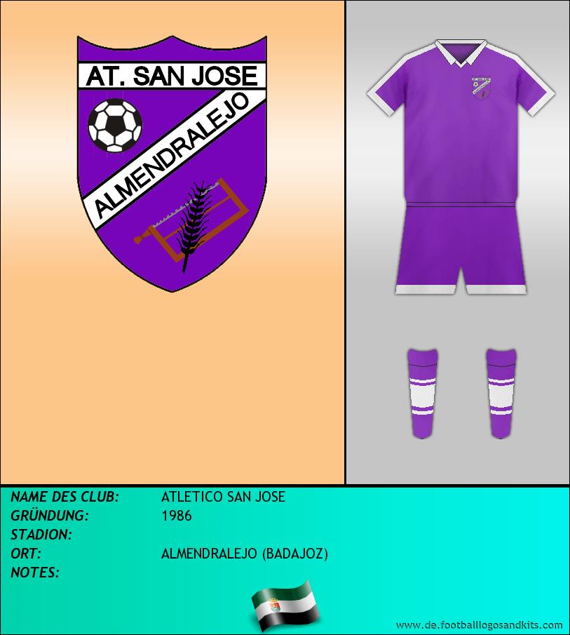 Logo ATLETICO SAN JOSE