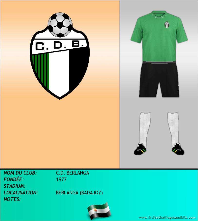 Logo de C.D. BERLANGA