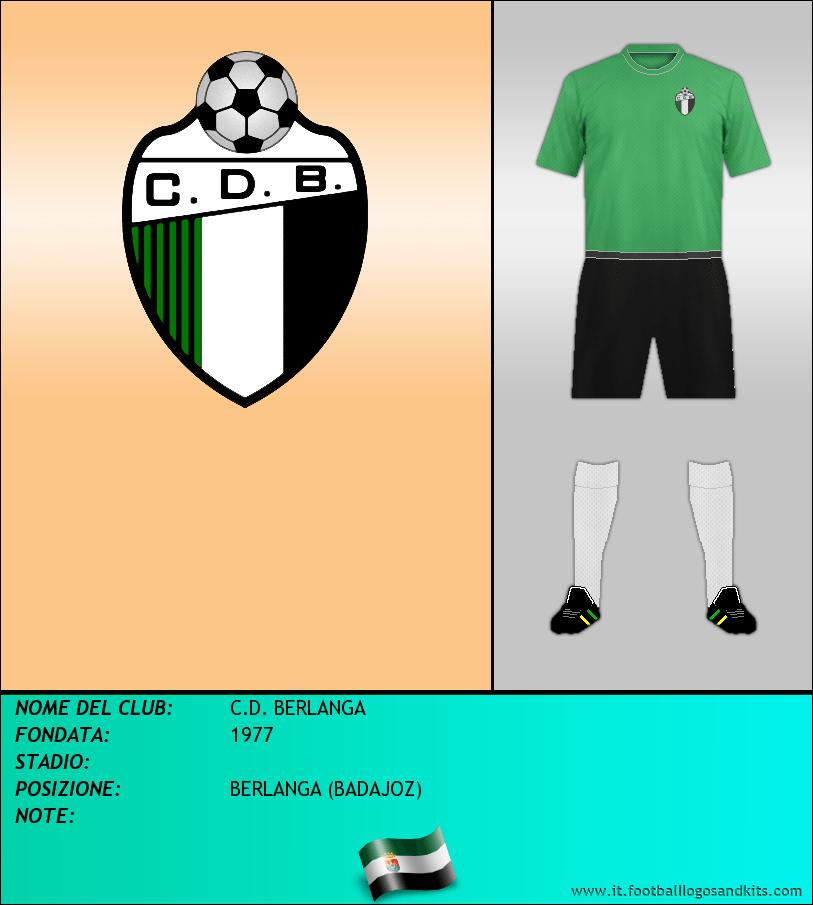 Logo di C.D. BERLANGA