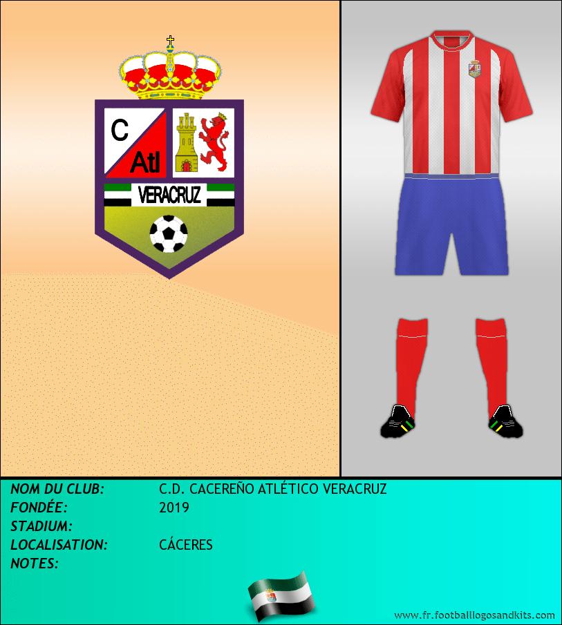 Logo de C.D. CACEREÑO ATLÉTICO VERACRUZ