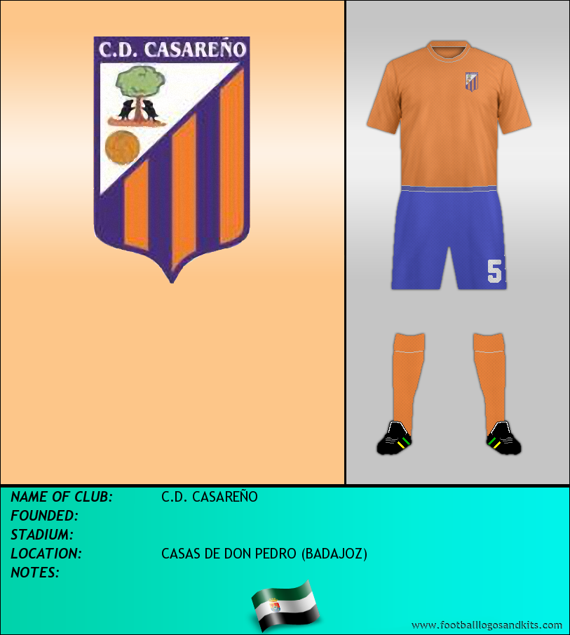 Logo of C.D. CASAREÑO