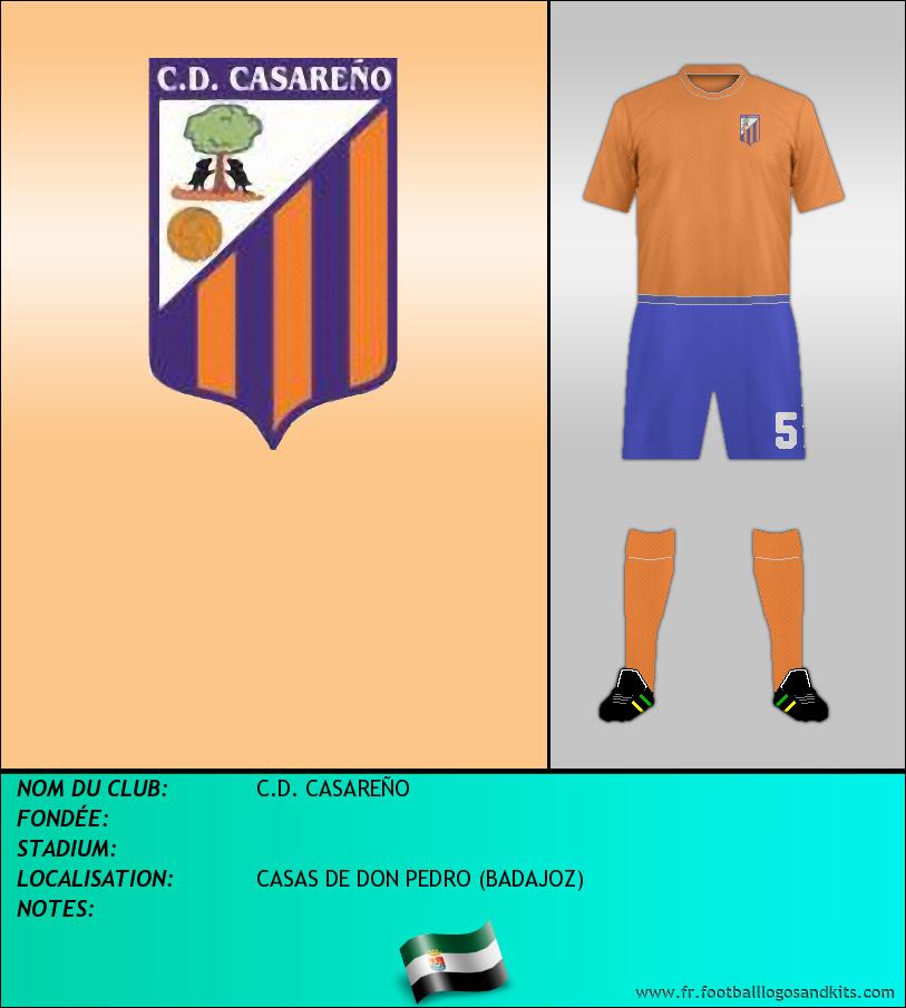 Logo de C.D. CASAREÑO