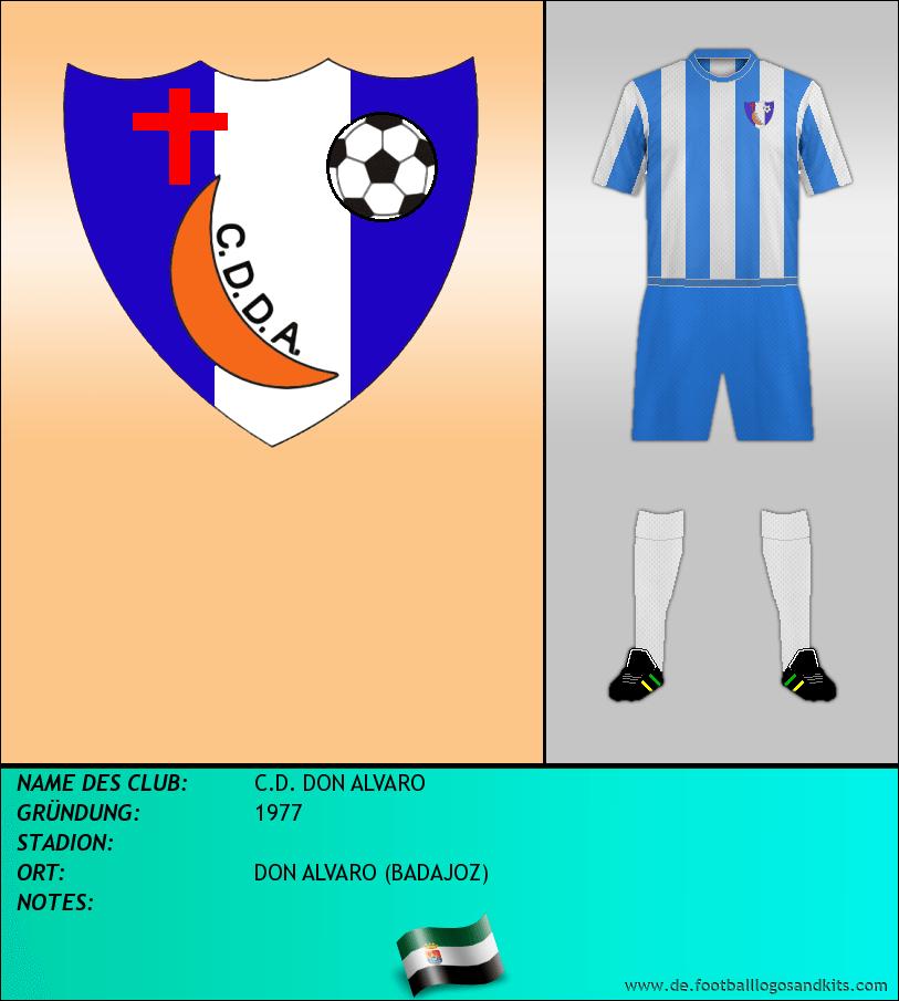 Logo C.D. DON ALVARO