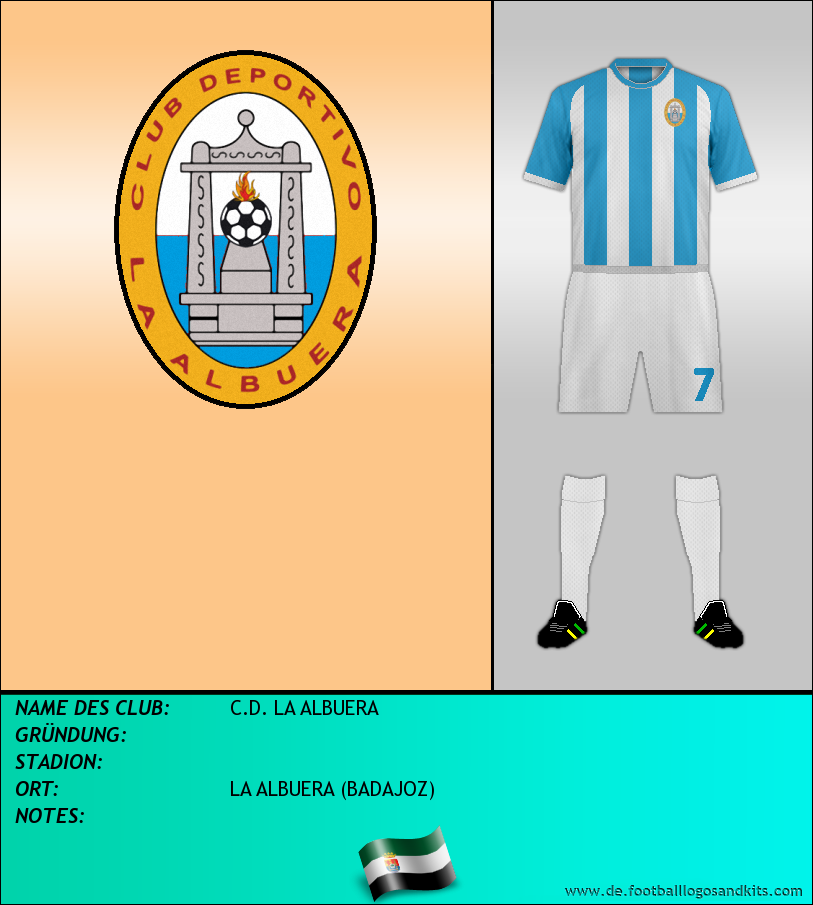 Logo C.D. LA ALBUERA