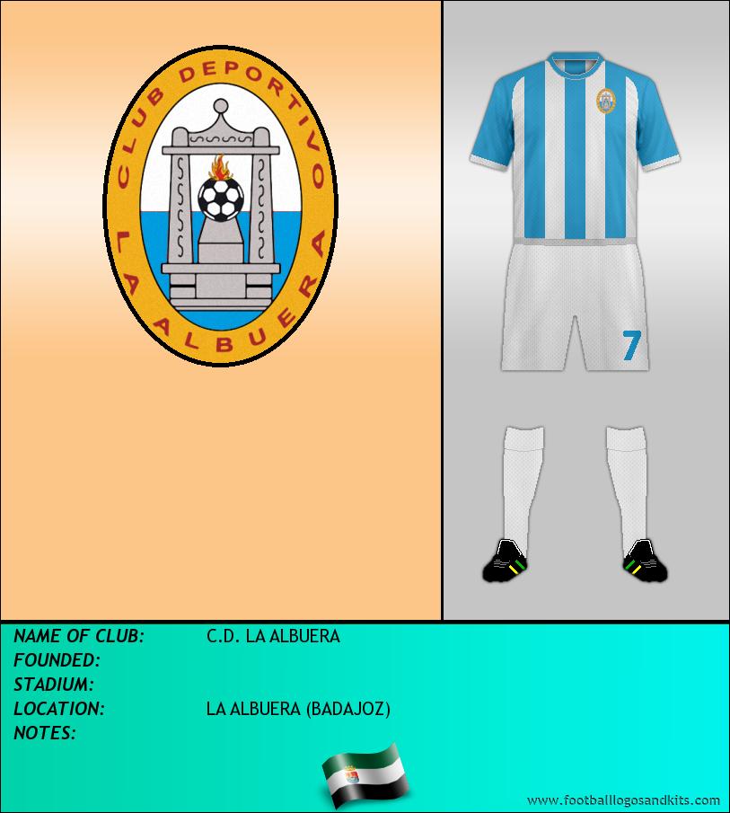 Logo of C.D. LA ALBUERA