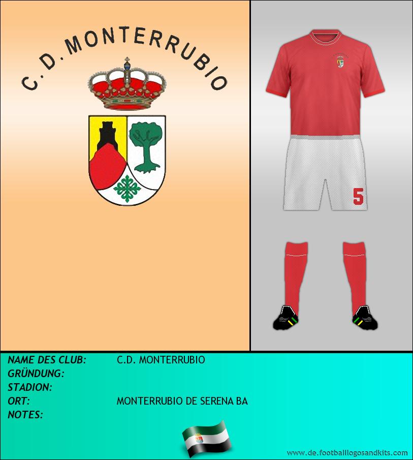 Logo C.D. MONTERRUBIO