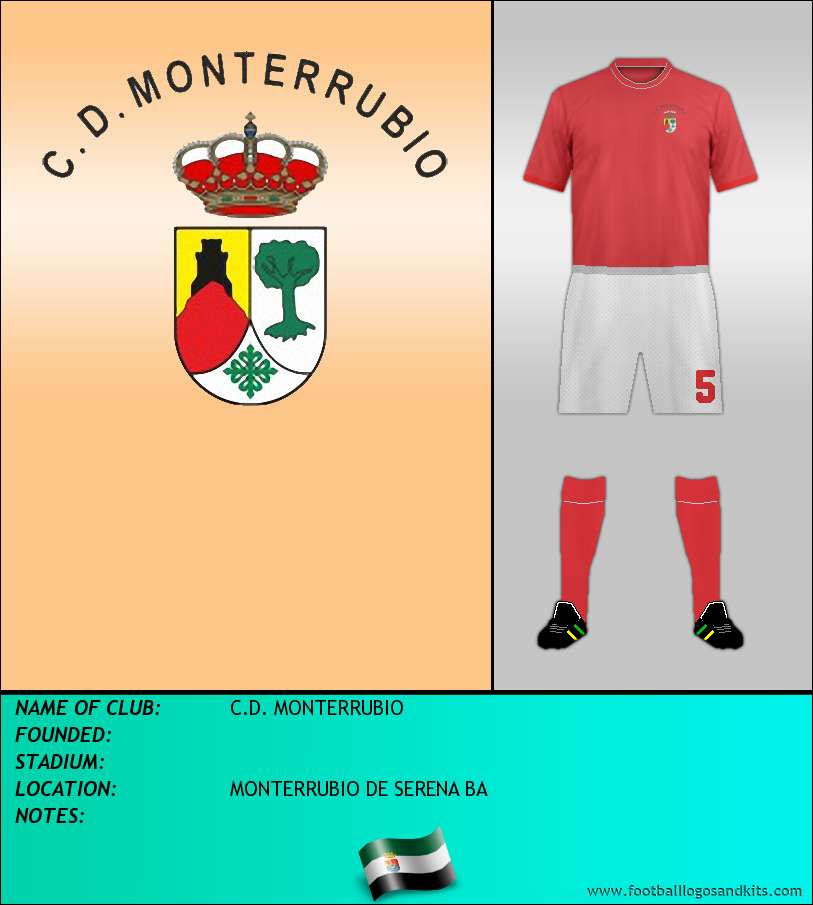 Logo of C.D. MONTERRUBIO