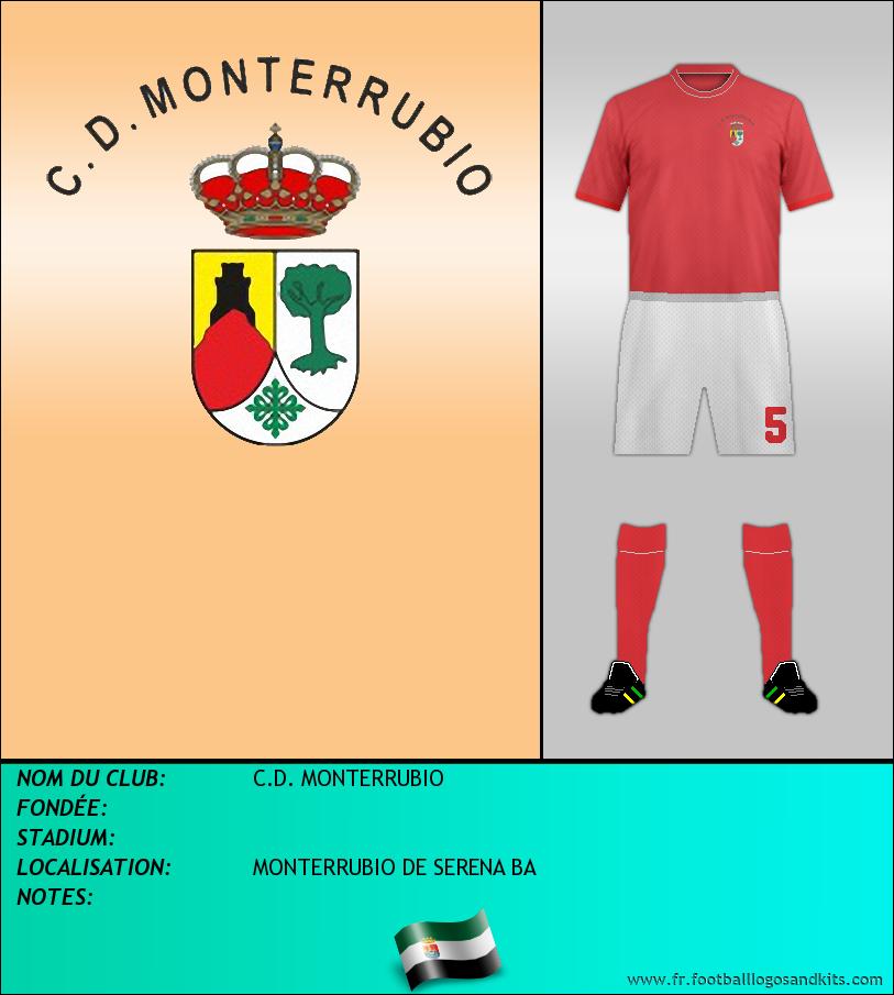 Logo de C.D. MONTERRUBIO