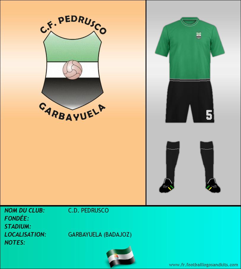 Logo de C.D. PEDRUSCO