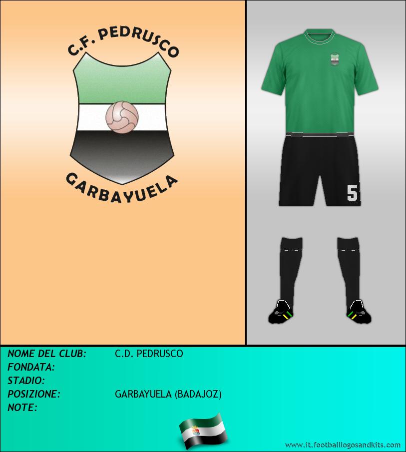Logo di C.D. PEDRUSCO