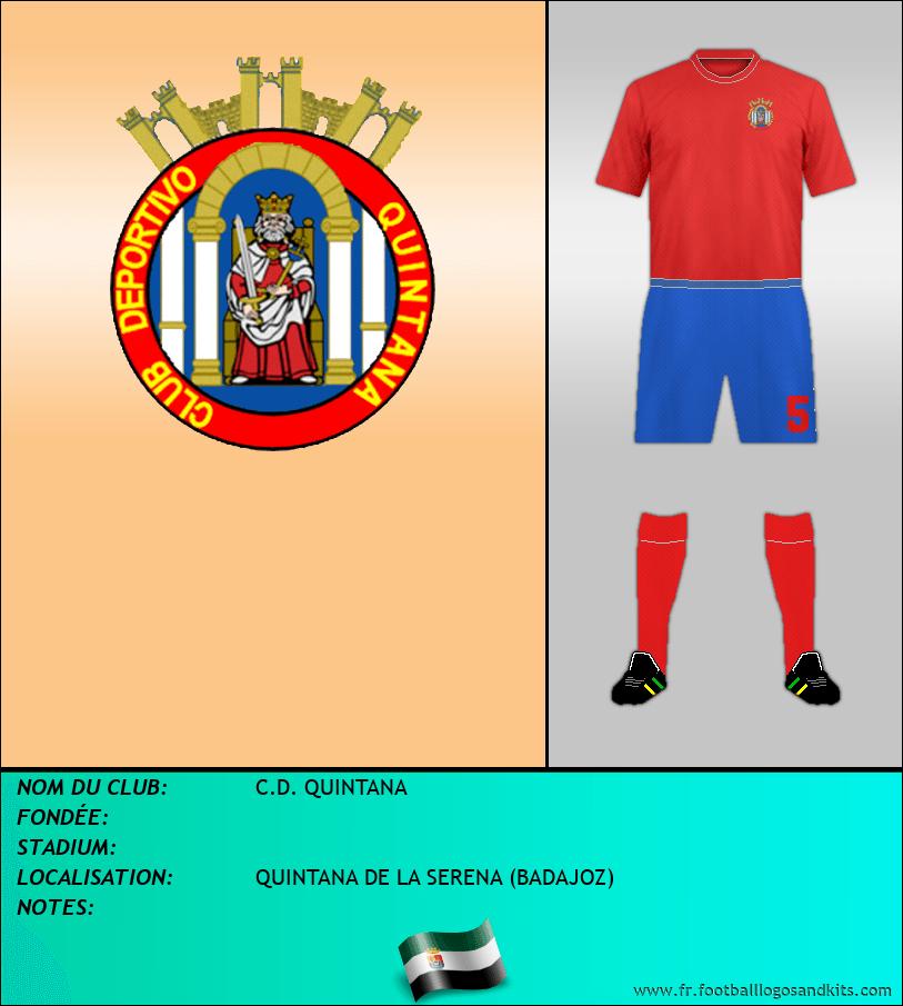 Logo de C.D. QUINTANA