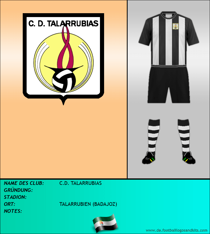 Logo C.D. TALARRUBIAS