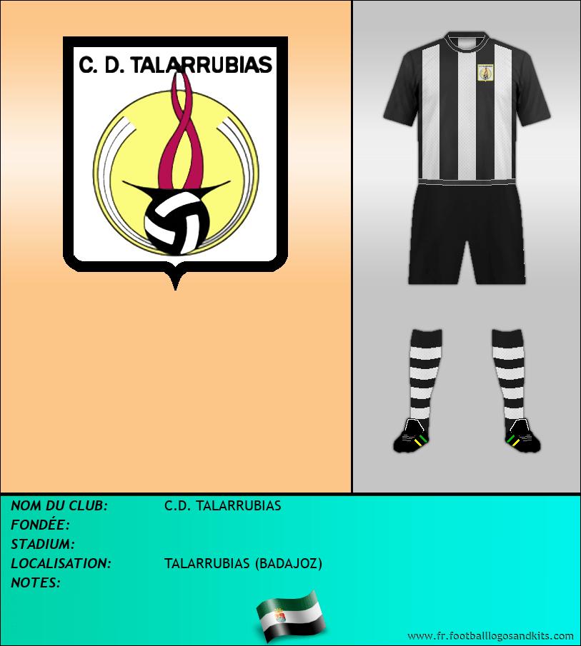 Logo de C.D. TALARRUBIAS