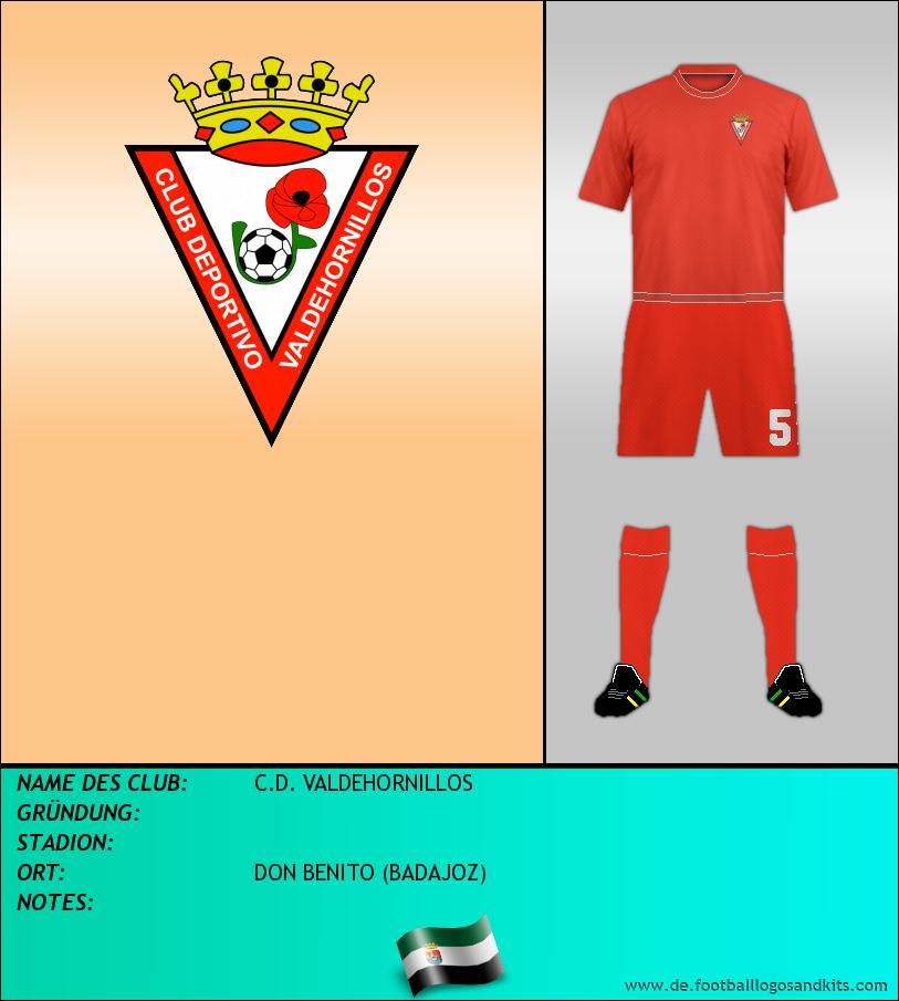 Logo C.D. VALDEHORNILLOS
