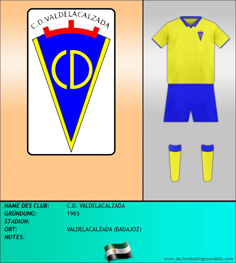 Logo C.D. VALDELACALZADA