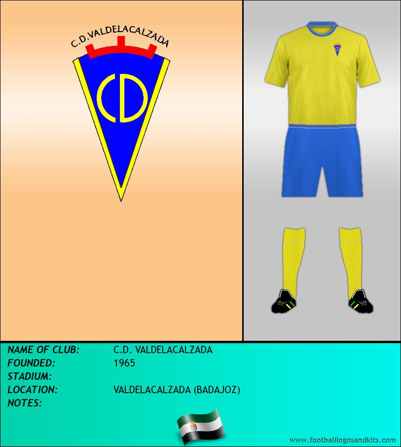 Logo of C.D. VALDELACALZADA
