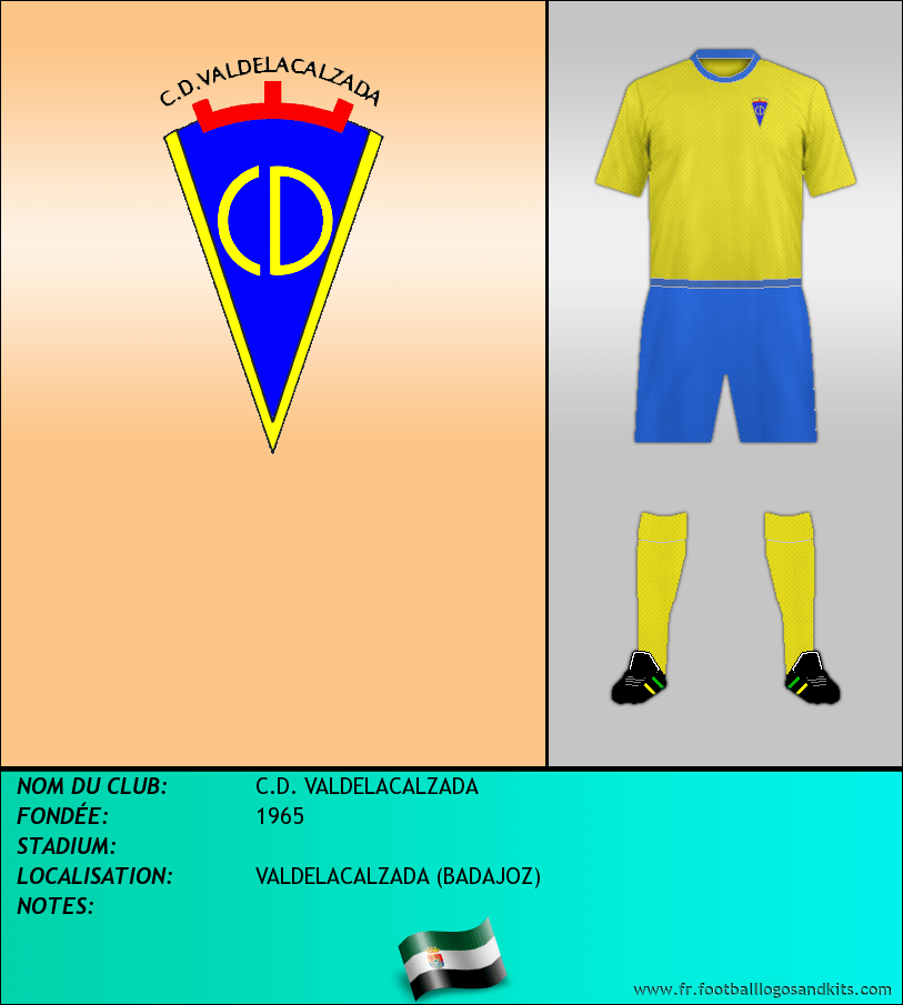Logo de C.D. VALDELACALZADA