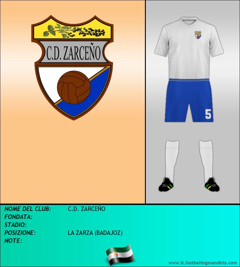 Logo di C.D. ZARCEÑO