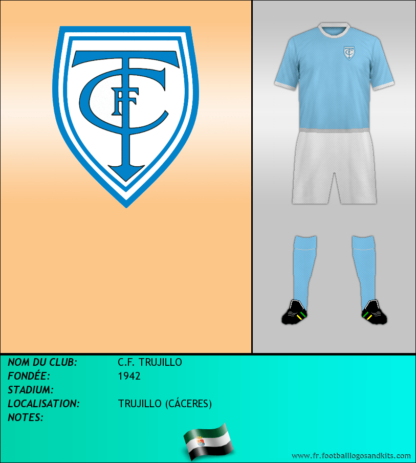 Logo de C.F. TRUJILLO