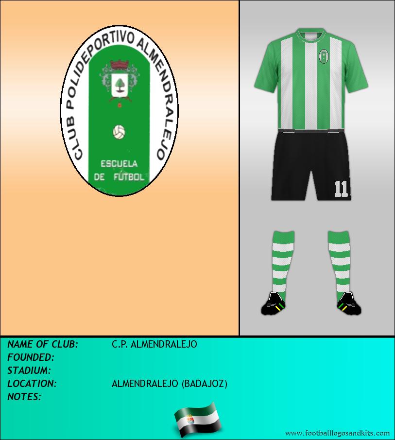 Logo of C.P. ALMENDRALEJO