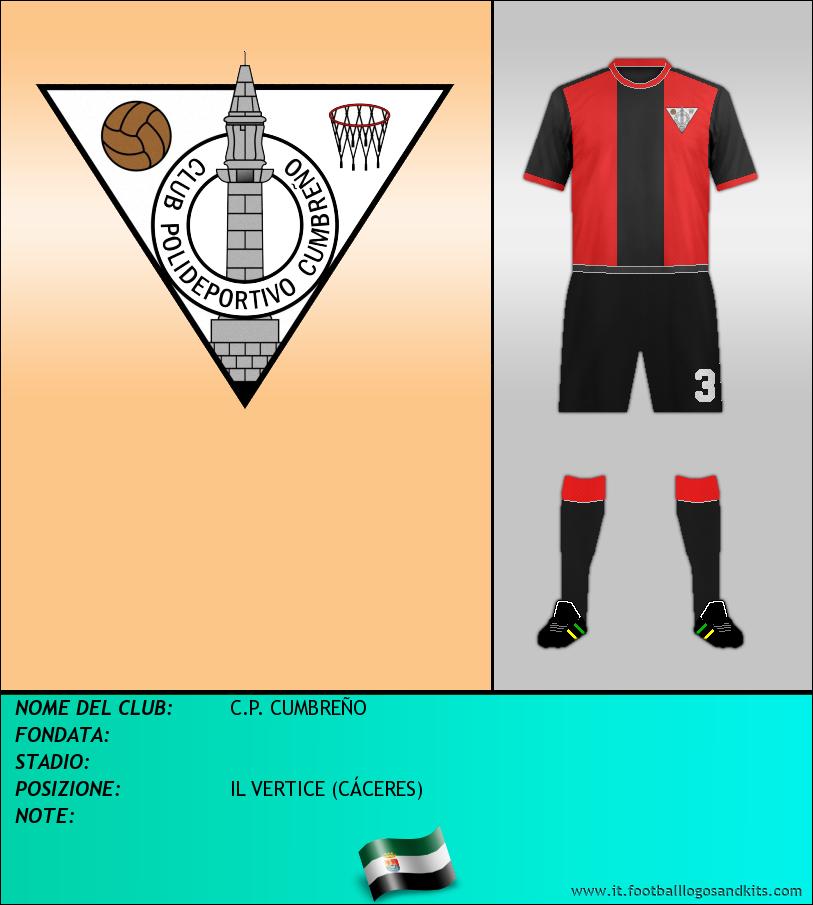 Logo di C.P. CUMBREÑO
