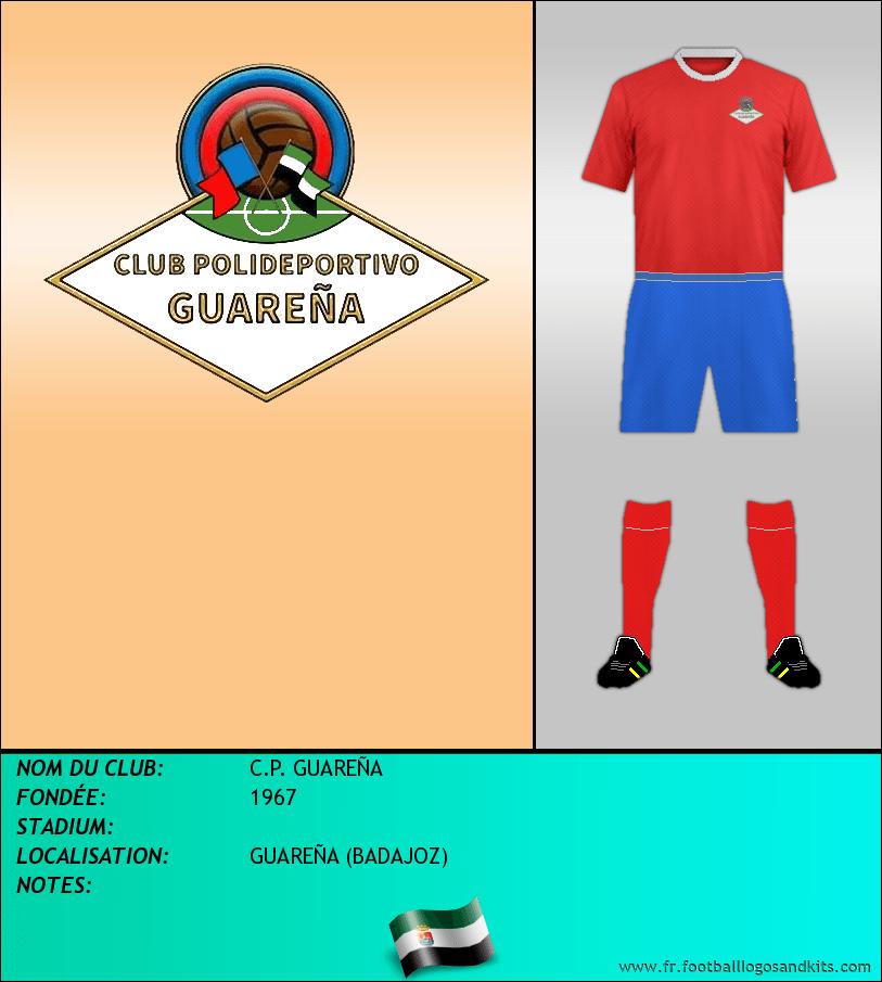 Logo de C.P. GUAREÑA