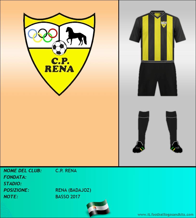 Logo di C.P. RENA