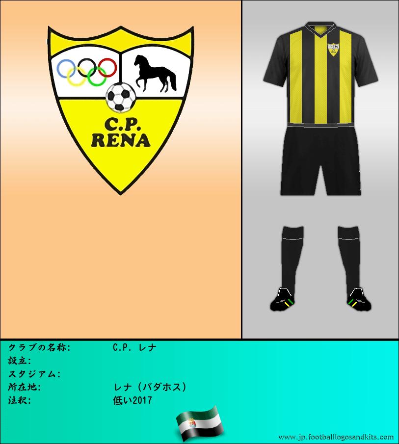 のロゴC.P. レナ