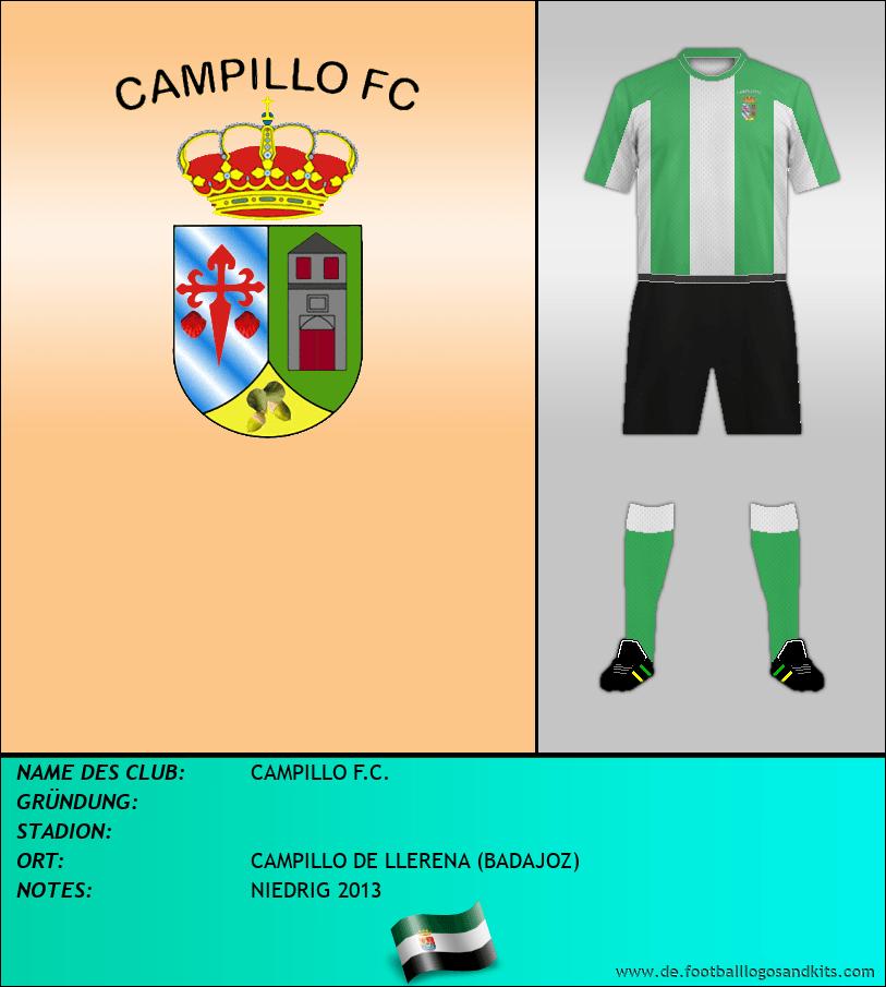 Logo CAMPILLO F.C.