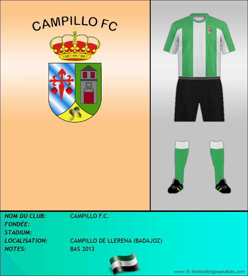 Logo de CAMPILLO F.C.