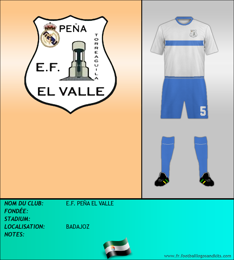 Logo de E.F. PEÑA EL VALLE