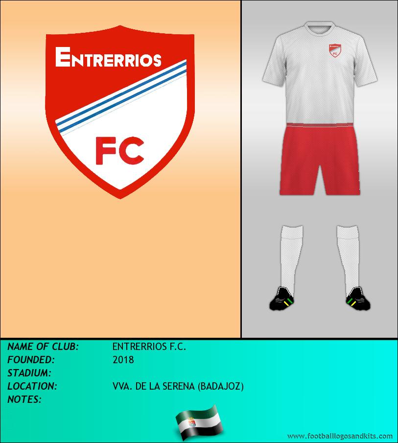 Logo of ENTRERRIOS F.C.
