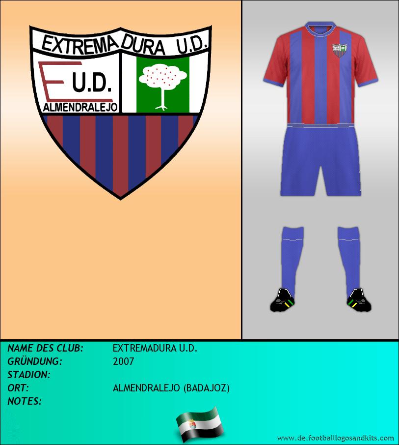 Logo EXTREMADURA U.D.
