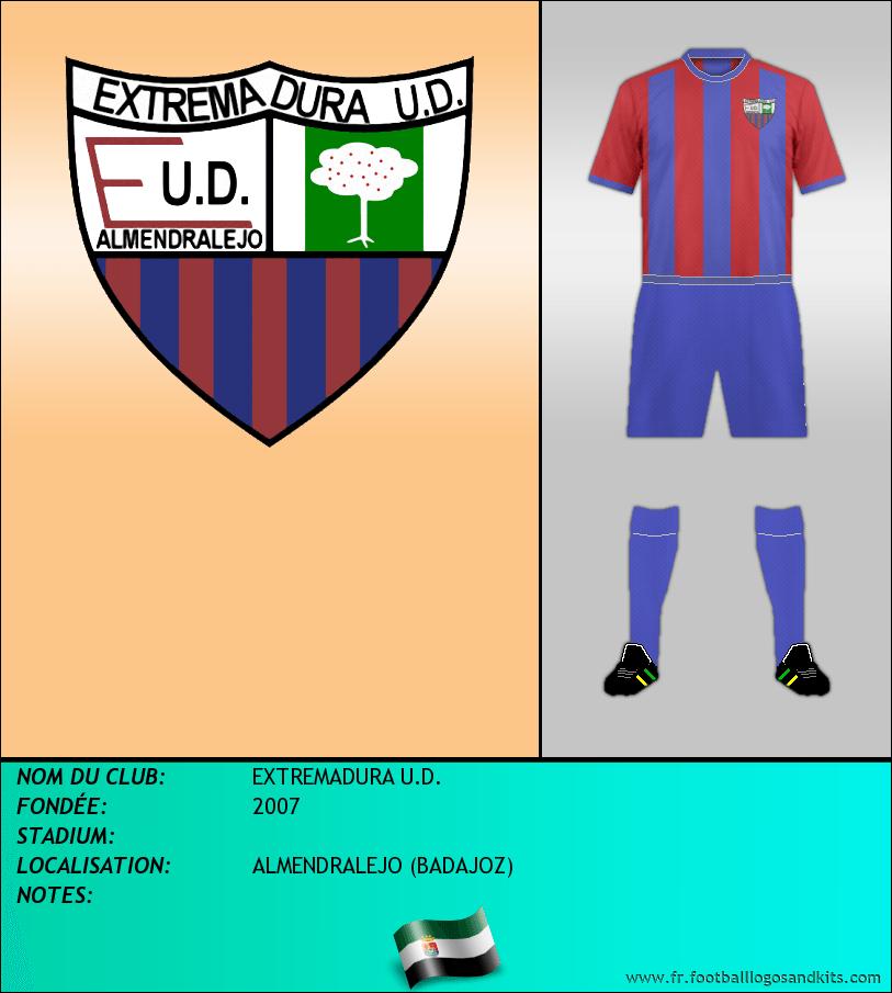Logo de EXTREMADURA U.D.