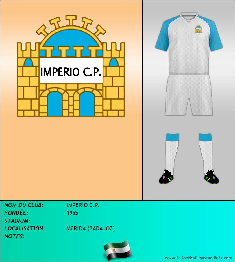 Logo de IMPERIO C.P.