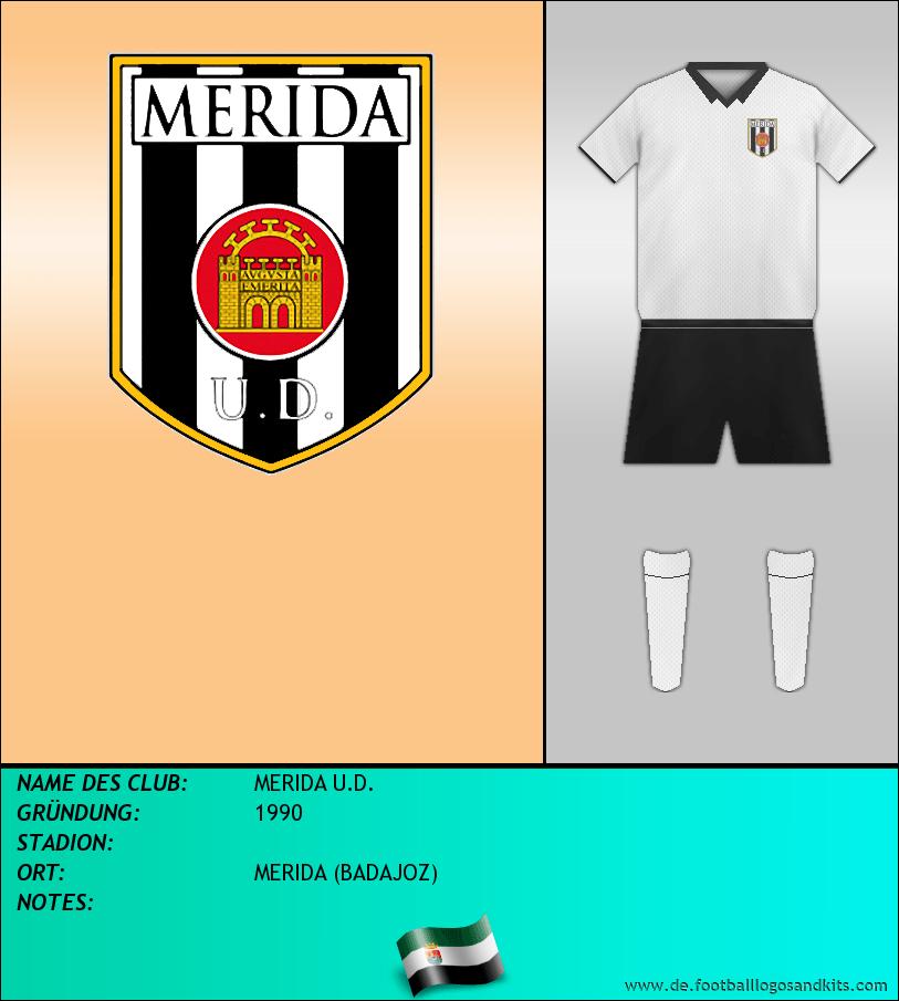 Logo MERIDA U.D.