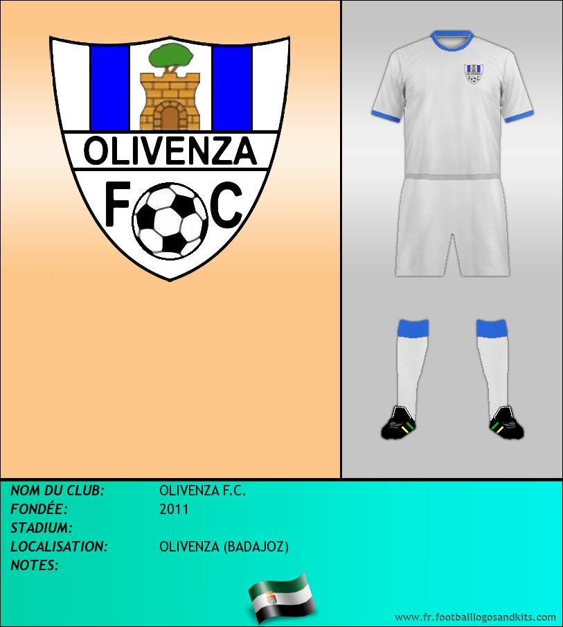 Logo de OLIVENZA F.C.