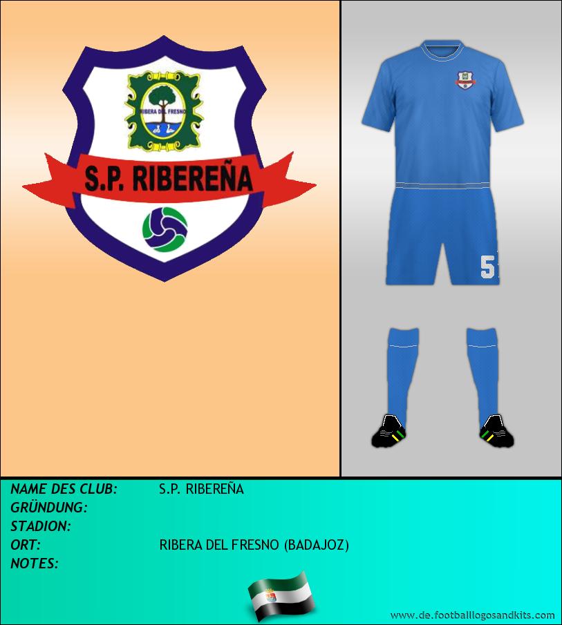 Logo S.P. RIBEREÑA