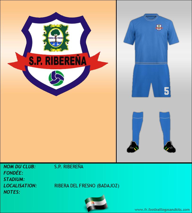 Logo de S.P. RIBEREÑA