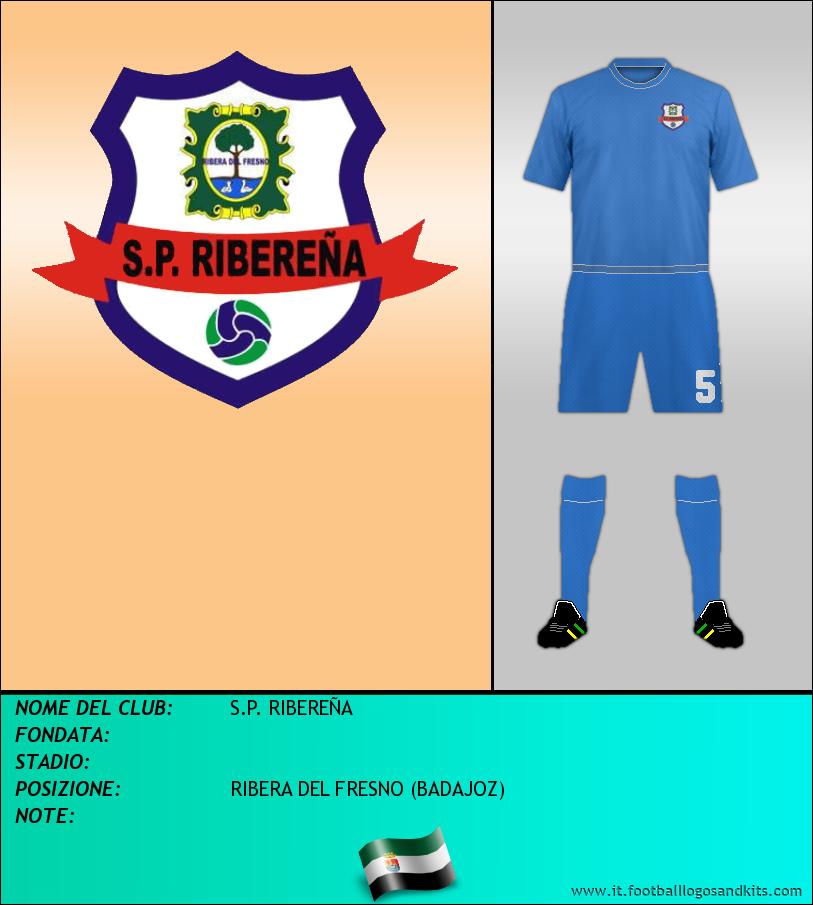 Logo di S.P. RIBEREÑA