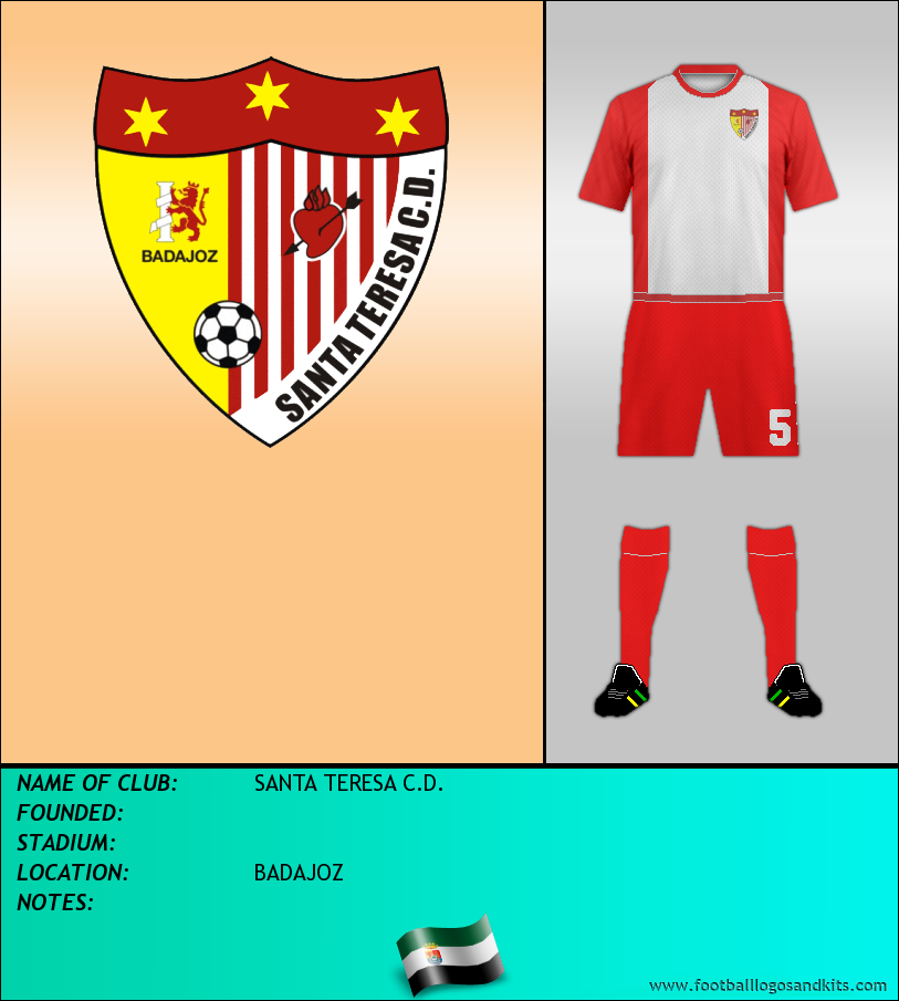 Logo of SANTA TERESA C.D.